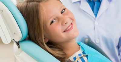 Frenectomy treatment at Magic Dental